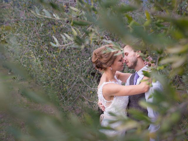 Il matrimonio di James e Nicola a Certaldo, Firenze 42