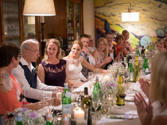 Il matrimonio di James e Nicola a Certaldo, Firenze 49