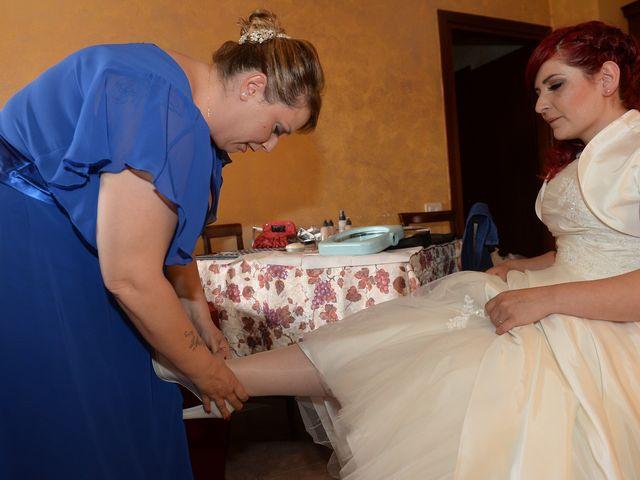 Il matrimonio di Willy e Eleonora a Sinnai, Cagliari 8