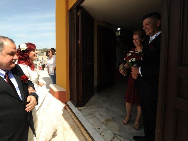 Il matrimonio di Willy e Eleonora a Sinnai, Cagliari 54