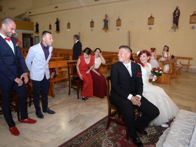Il matrimonio di Willy e Eleonora a Sinnai, Cagliari 56
