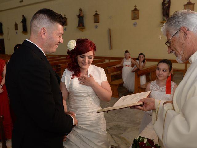 Il matrimonio di Willy e Eleonora a Sinnai, Cagliari 1