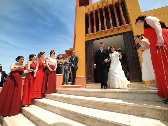 Il matrimonio di Willy e Eleonora a Sinnai, Cagliari 81