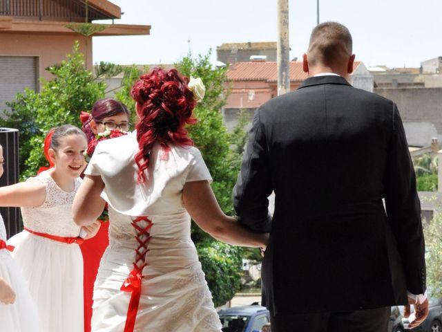 Il matrimonio di Willy e Eleonora a Sinnai, Cagliari 82