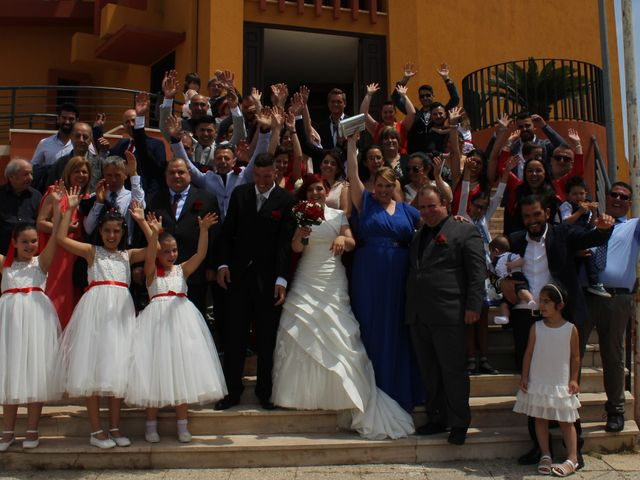 Il matrimonio di Willy e Eleonora a Sinnai, Cagliari 88