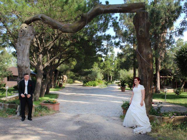 Il matrimonio di Willy e Eleonora a Sinnai, Cagliari 94