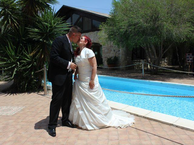 Il matrimonio di Willy e Eleonora a Sinnai, Cagliari 105