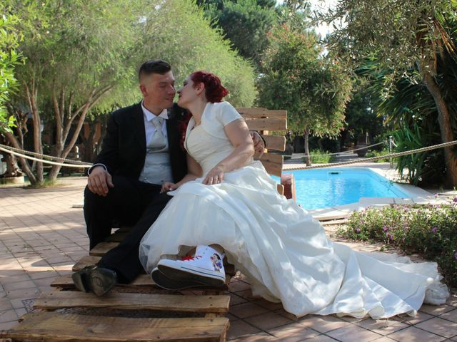 Il matrimonio di Willy e Eleonora a Sinnai, Cagliari 108