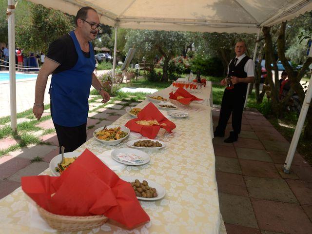 Il matrimonio di Willy e Eleonora a Sinnai, Cagliari 115