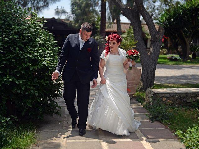 Il matrimonio di Willy e Eleonora a Sinnai, Cagliari 116