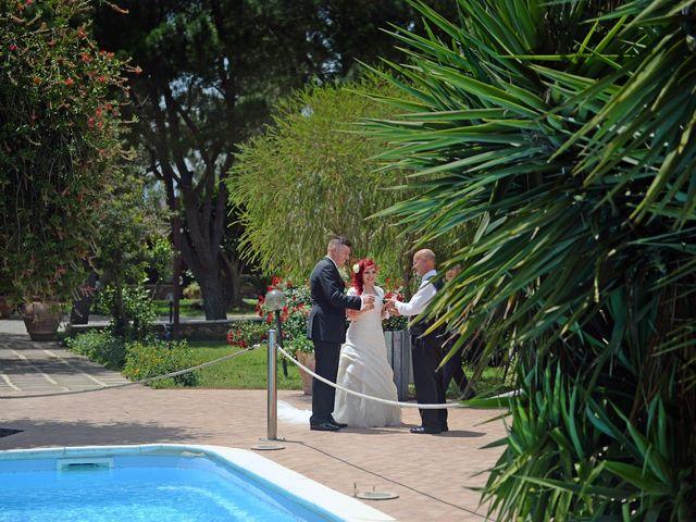 Il matrimonio di Willy e Eleonora a Sinnai, Cagliari 118
