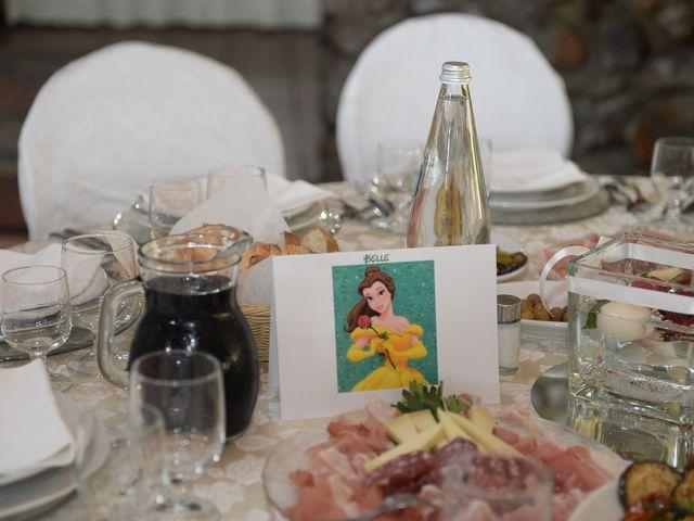 Il matrimonio di Willy e Eleonora a Sinnai, Cagliari 136