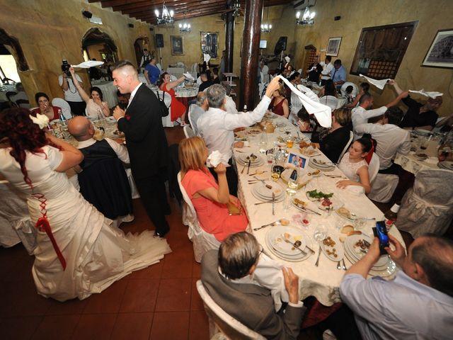 Il matrimonio di Willy e Eleonora a Sinnai, Cagliari 189