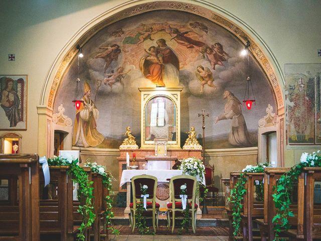 Il matrimonio di Claudio e Laura a Cesano Maderno, Monza e Brianza 18