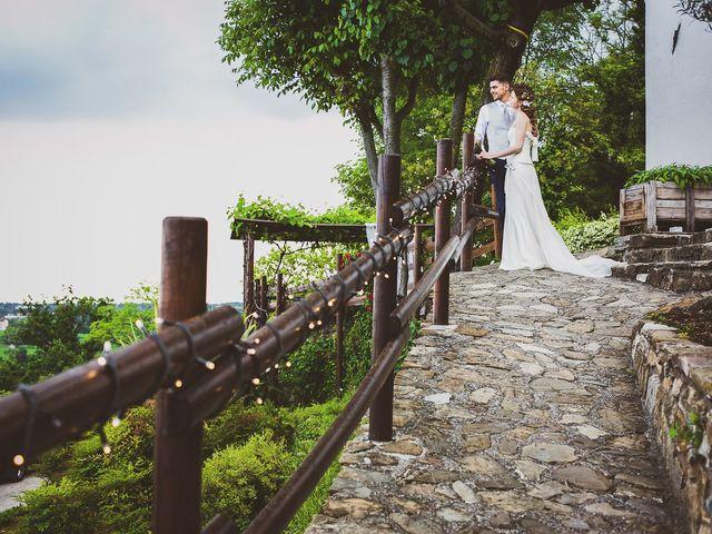 Il matrimonio di Claudio e Laura a Cesano Maderno, Monza e Brianza 53