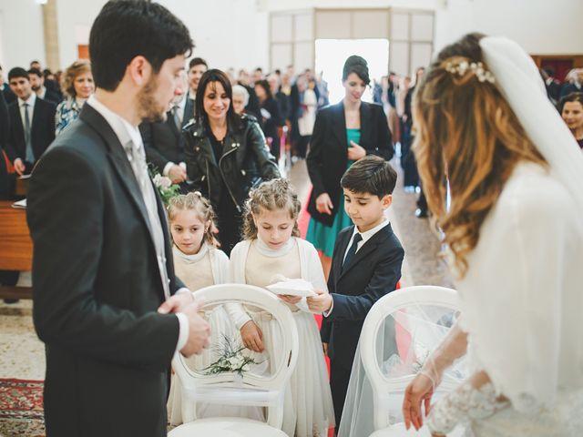 Il matrimonio di Erik e Ilaria a Brindisi, Brindisi 57