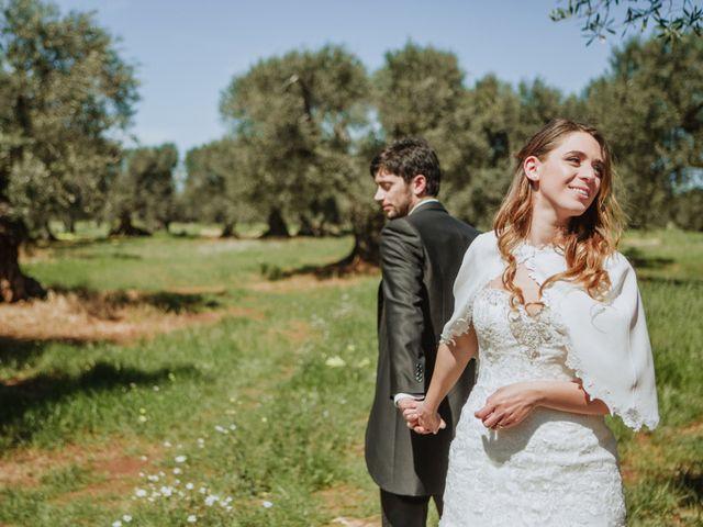 Il matrimonio di Erik e Ilaria a Brindisi, Brindisi 70