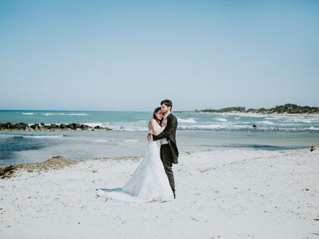 Il matrimonio di Erik e Ilaria a Brindisi, Brindisi 74