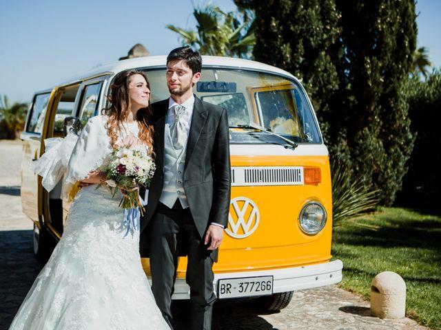 Il matrimonio di Erik e Ilaria a Brindisi, Brindisi 96