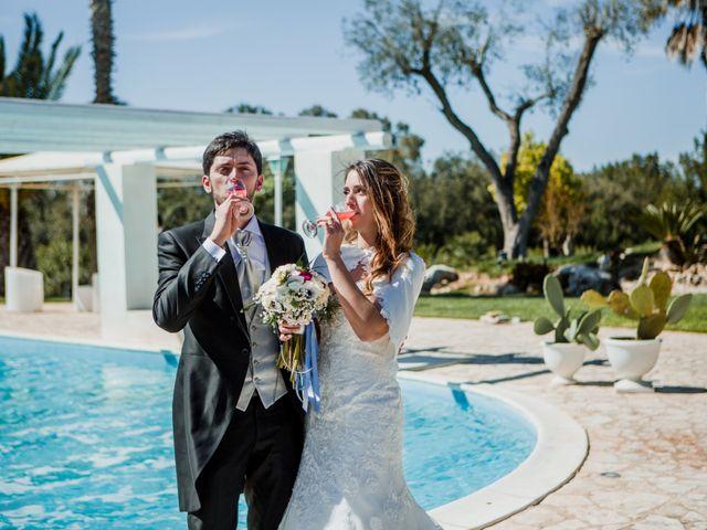 Il matrimonio di Erik e Ilaria a Brindisi, Brindisi 97