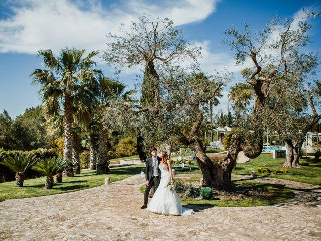 Il matrimonio di Erik e Ilaria a Brindisi, Brindisi 98