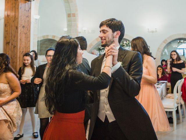 Il matrimonio di Erik e Ilaria a Brindisi, Brindisi 105