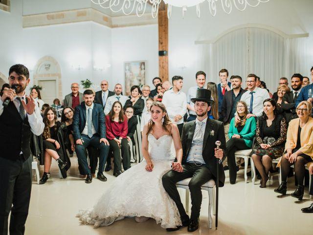 Il matrimonio di Erik e Ilaria a Brindisi, Brindisi 120