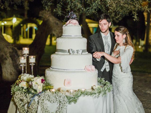 Il matrimonio di Erik e Ilaria a Brindisi, Brindisi 126