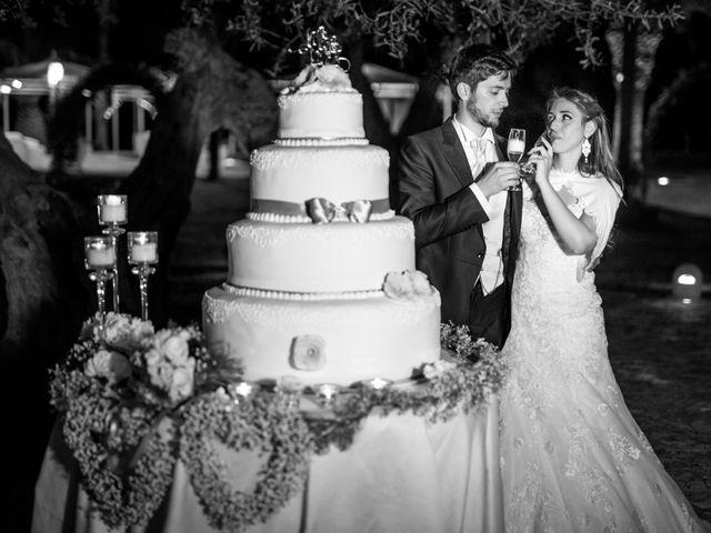 Il matrimonio di Erik e Ilaria a Brindisi, Brindisi 128