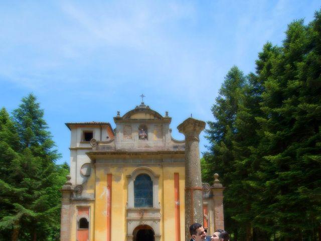 Il matrimonio di Salvatore e Lucrezia a Serra San Bruno, Vibo Valentia 4