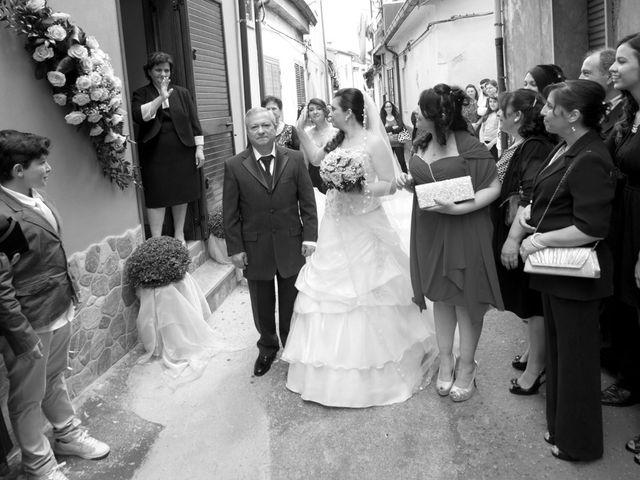 Il matrimonio di Salvatore e Lucrezia a Serra San Bruno, Vibo Valentia 10