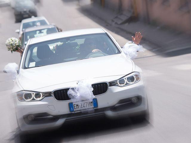 Il matrimonio di Salvatore e Lucrezia a Serra San Bruno, Vibo Valentia 12