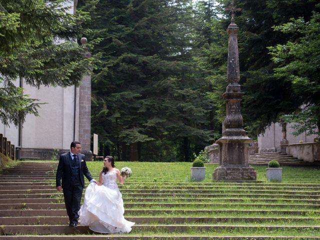 Il matrimonio di Salvatore e Lucrezia a Serra San Bruno, Vibo Valentia 1