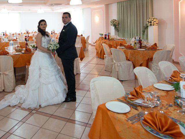 Il matrimonio di Salvatore e Lucrezia a Serra San Bruno, Vibo Valentia 15