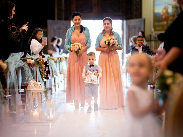 Il matrimonio di Giovanni e Sandy a Casalvolone, Novara 26