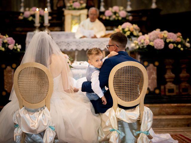 Il matrimonio di Giovanni e Sandy a Casalvolone, Novara 27