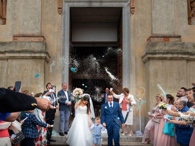 Il matrimonio di Giovanni e Sandy a Casalvolone, Novara 29