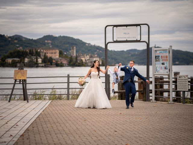 Il matrimonio di Giovanni e Sandy a Casalvolone, Novara 33