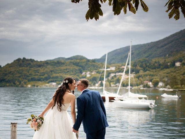 Il matrimonio di Giovanni e Sandy a Casalvolone, Novara 36
