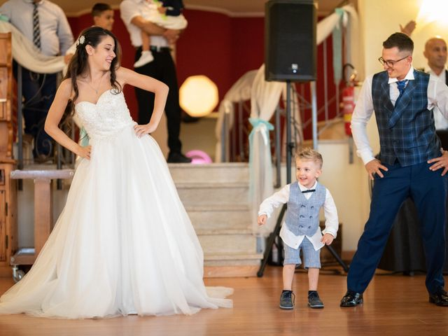 Il matrimonio di Giovanni e Sandy a Casalvolone, Novara 45