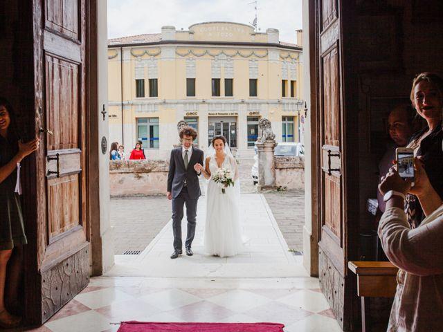 Il matrimonio di Simone e Martina a Treviso, Treviso 7
