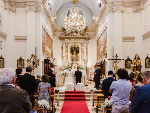 Il matrimonio di Simone e Martina a Treviso, Treviso 11