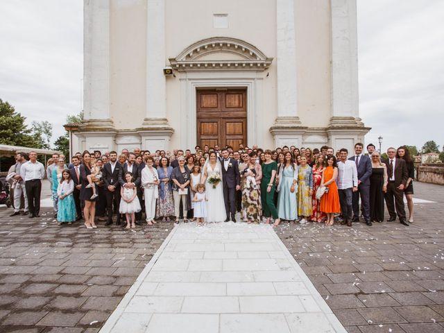 Il matrimonio di Simone e Martina a Treviso, Treviso 18