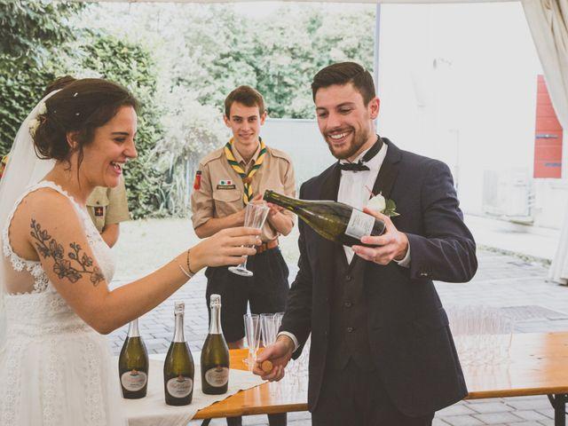 Il matrimonio di Simone e Martina a Treviso, Treviso 19