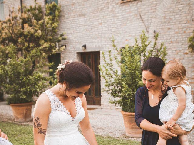 Il matrimonio di Simone e Martina a Treviso, Treviso 24