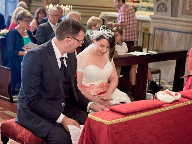 Il matrimonio di Mauro e Sara a Nembro, Bergamo 13