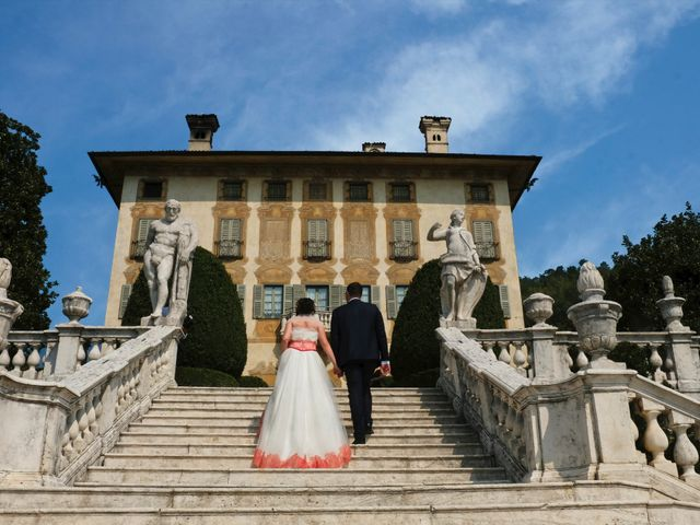 Il matrimonio di Mauro e Sara a Nembro, Bergamo 22