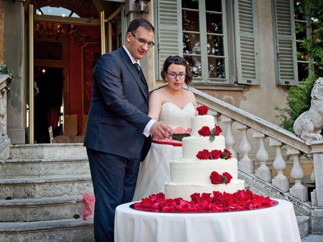 Il matrimonio di Mauro e Sara a Nembro, Bergamo 28