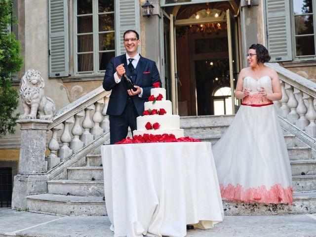 Il matrimonio di Mauro e Sara a Nembro, Bergamo 29