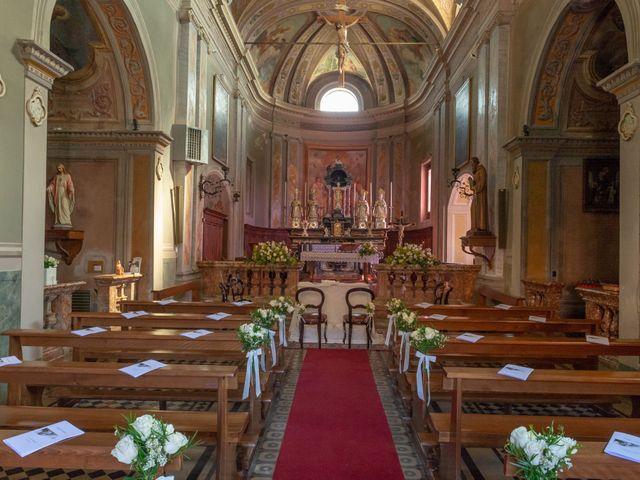 Il matrimonio di Filippo e Nicoletta a Belgirate, Verbania 20